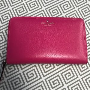 Kate Spade Travel Wallet Carryall